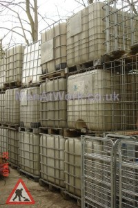 Large Water Container - 1000 ltr Container's