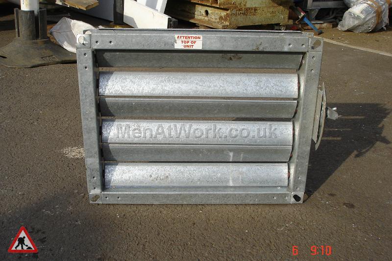 Ventilation grills - 18 in x 14in
