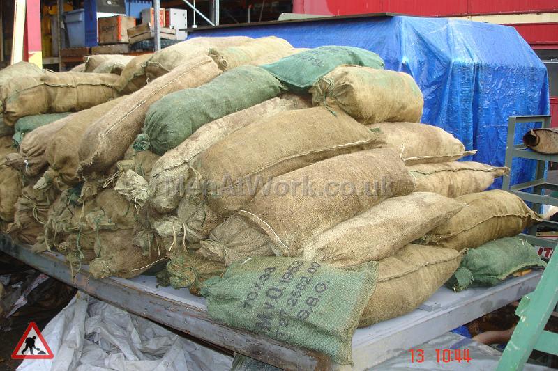 Sandbags - 200 Available