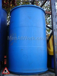 Oil Drums - 210 Ltr Tub