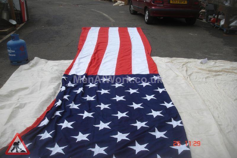American Flag - 22′ x 11′