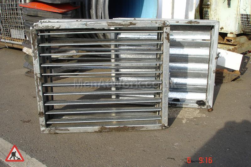 Ventilation grills - 26in x 22in
