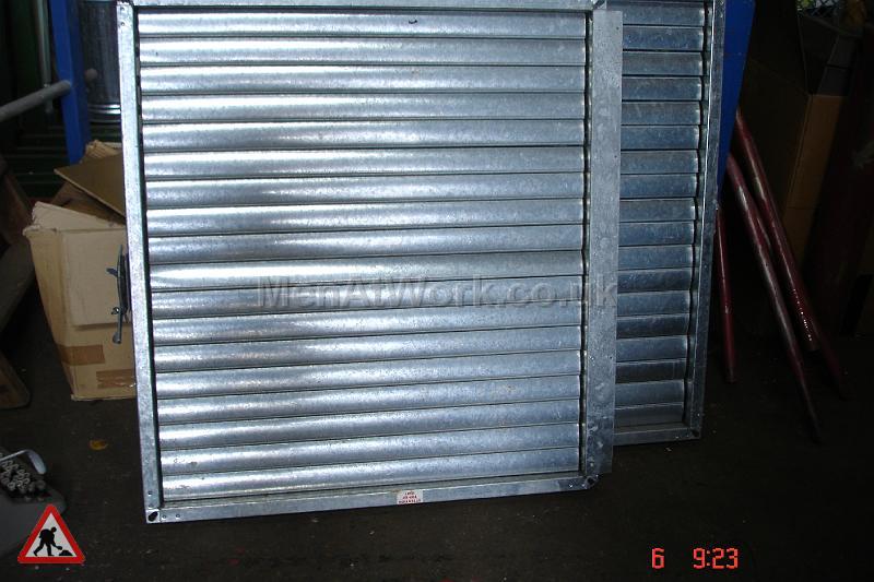 Ventilation grills - 35in x 38in
