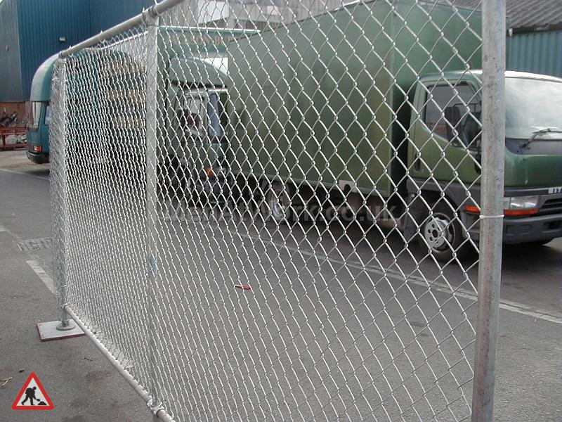 Chain Link Fence - 3800MM LONG BY 1600MM HIGH