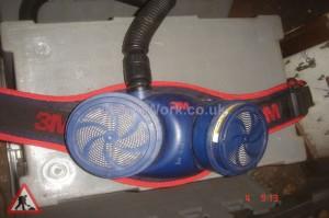 Breathing Apparatus - 3M breathing