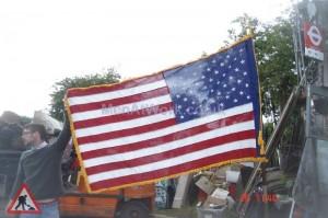American Flag - 4′ x 8′