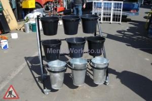 6 Bucket Stand - 6 Bucket Stand