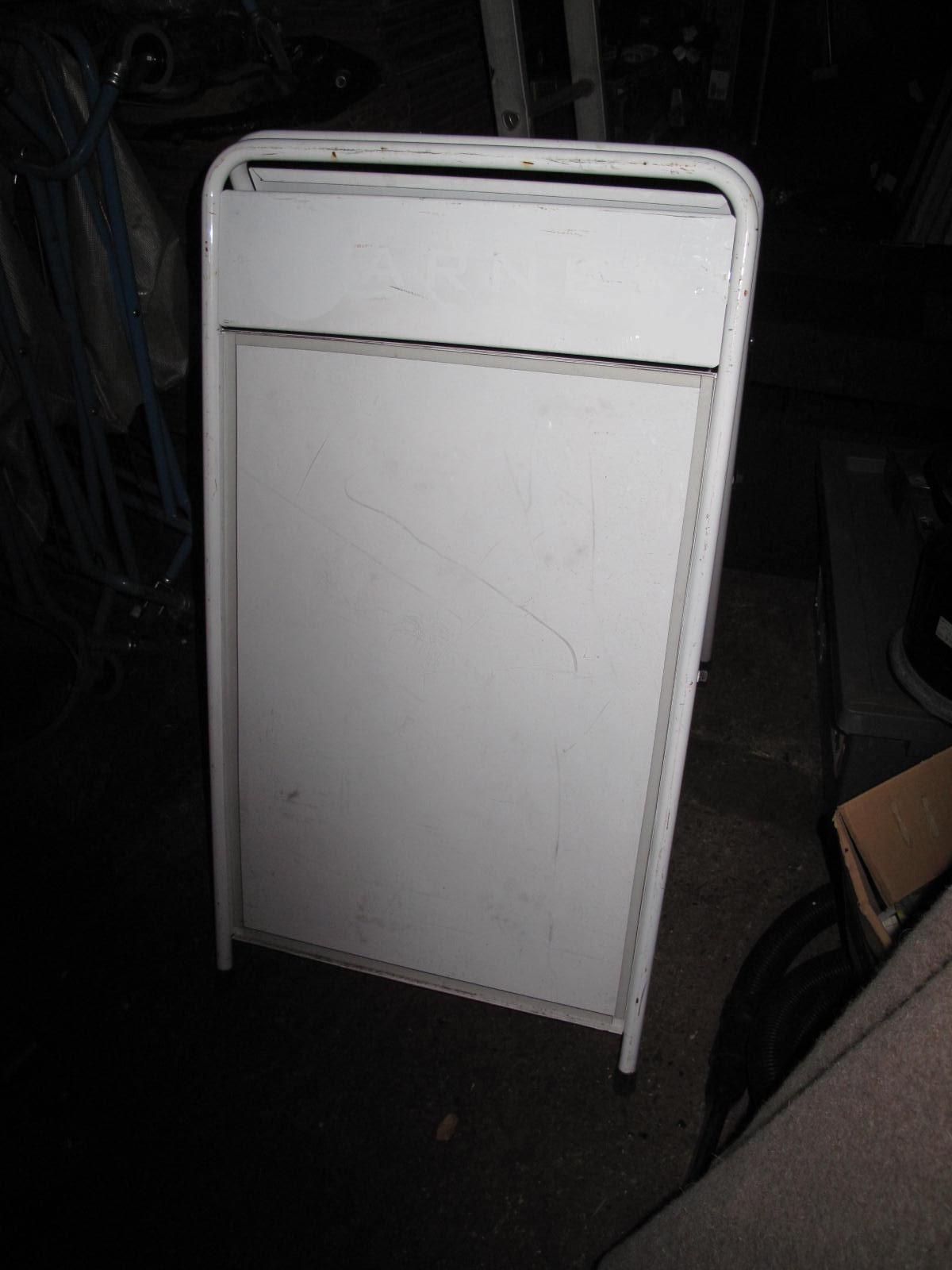 A Frame - Whiteboard