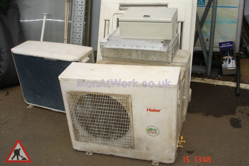 Air Conditioning Units - AC 1