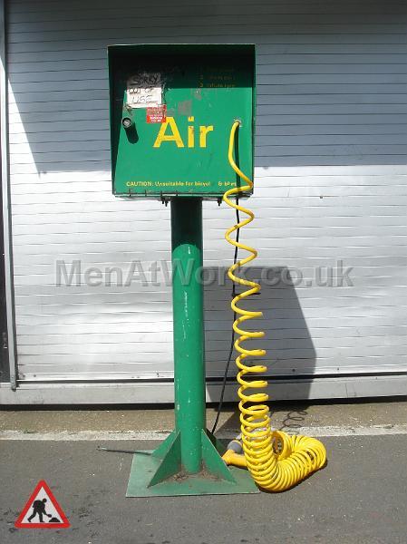 Garage Air Dispencers - AIR DISPENCER GREEN (4)