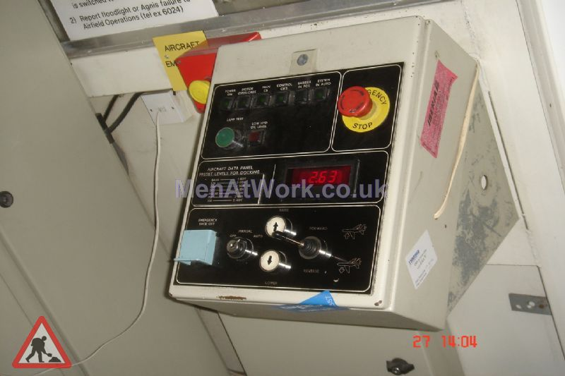 Airport Access Ramp Control - Access Ramp Control