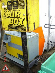 Garage Air Pump - Air Box