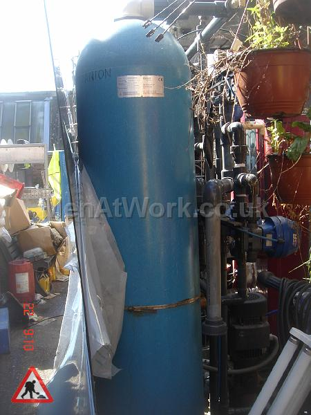 Air Recievers - Air Receiver