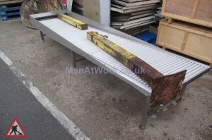Airport Security Conveyor - Airport Conveyor