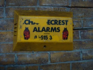 Yellow Alarm Box - Alarm Boxes