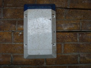 Alarm Boxes – With Blue Light - Alarm Boxes