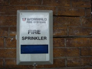 Alarm Boxes – Branded - Fire Sprinkler Alarm