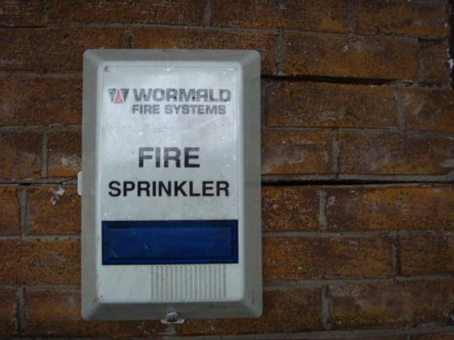 Alarm Boxes – Branded - Fire Sprinkler Alarm