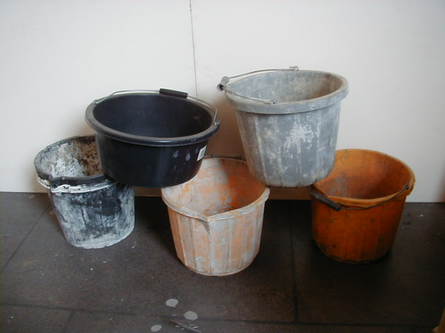 Assorted Buckets - Assorted Buckets