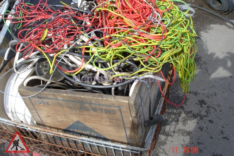 Assorted Cables and Drums - Assorted Cable