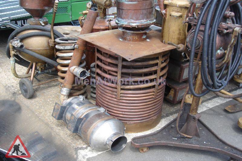 Boiler Vessels - Assorted Vessels