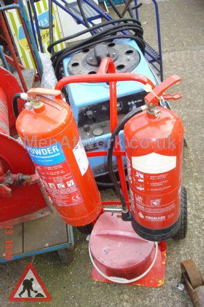 Fire Extinguisher - Assortment Of Extinguishers (3)