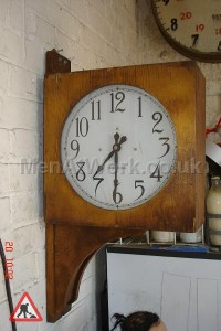 Wall Mounted Clock - B Dia = 300mm