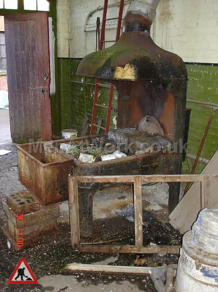 Blacksmith – Reference Pictures Only - BLACKSMITH HEARTH
