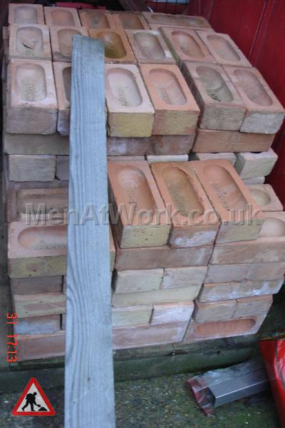 Building Site Bricks - BRICKS