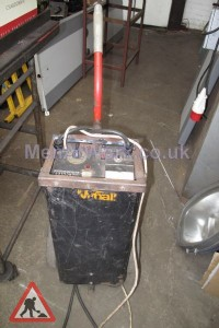 Garage Car Battery Props - Battery Charger