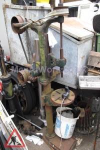 Blacksmith Belt Driven Drill - Belt Driven Drill