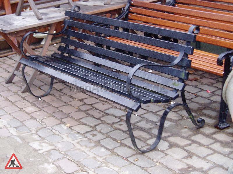 Standard Park Bench - Bench