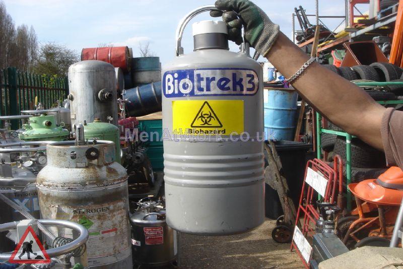 Biohazard Containers - Biohazard containers