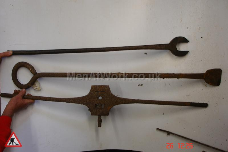 Blacksmith Tools - Blacksmiths tools