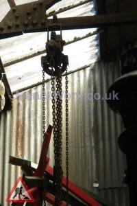 Blacksmith Block - Block and tackle
