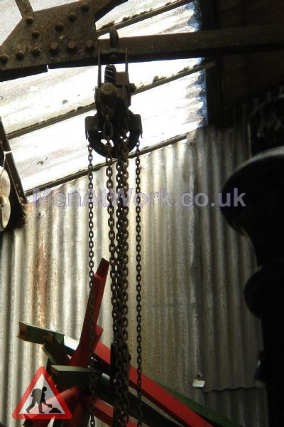 Block and Tackle – Chains - Block and tackle