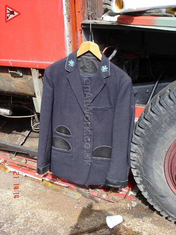 Bus Driver Uniform - Blue Uniform