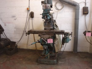 Bridgeport Milling Machine - Bridgport Milling Machine