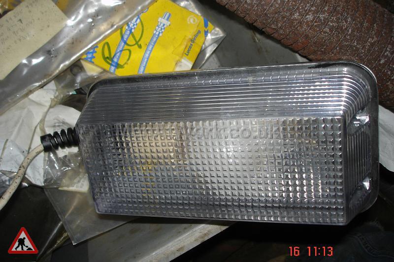 Bulk Head Light - Bulk Head Light Rectangle (4)