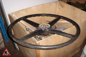Bus Steering Wheel - Bus Steering wheel 530 mm dia