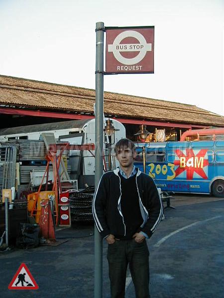 Bus Stop - Bus Stop