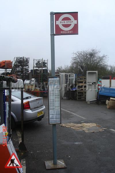 Bus Stop - Bus Stops
