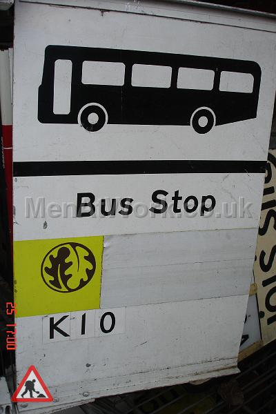 Various Bus Stop Signs - Bus stop signs (18)