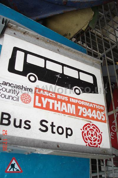 Various Bus Stop Signs - Bus stop signs (21)