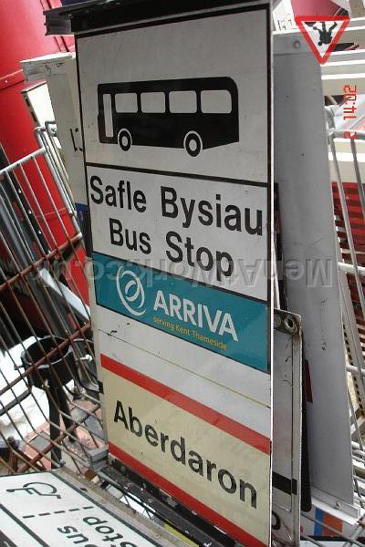 Various Bus Stop Signs - Bus stop signs (26)