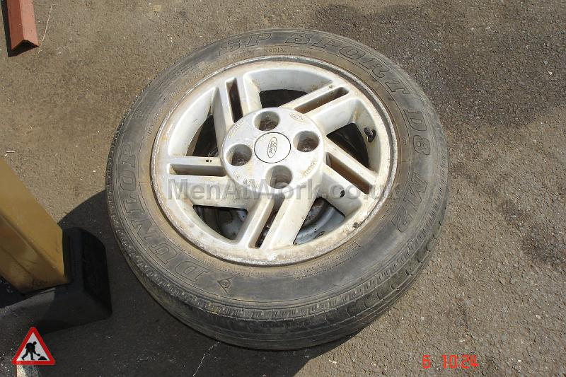 Car Tyres - CAR TYRE 1