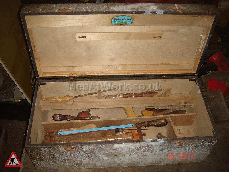 Carpenters Chest - CC1