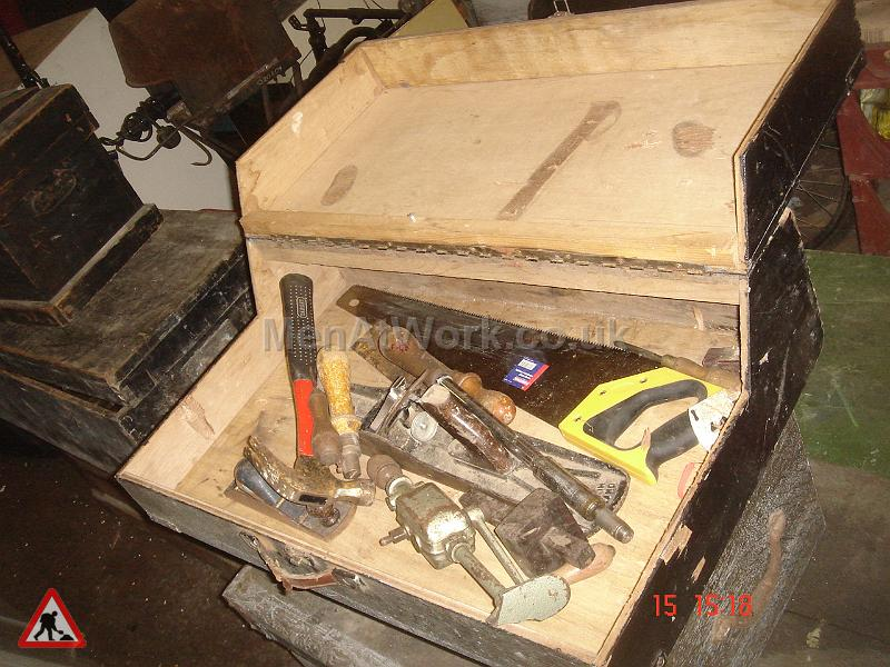 Carpenters Chest - CC5