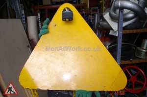 Car Clamp Good Condition - CLAMP 3a