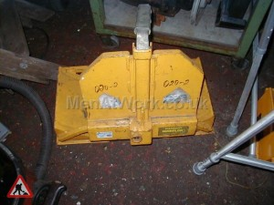 Wheel clamp - CLAMP 5